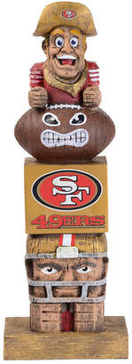 Evergreen San Francisco 49ers Tiki Totem