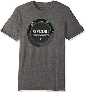 Rip Curl Men's Sessions Mock Twist Tee