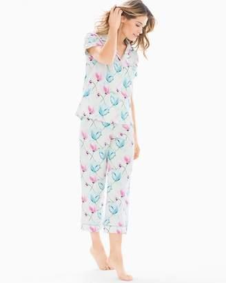 BedHead Cotton Classic Pajama Set Poppy Fields