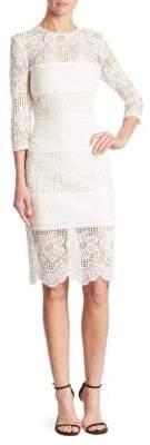 Trina Turk Haute Havana Divertida Midi Dress