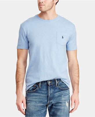 Polo Ralph Lauren Men Big & Tall Pocket T-Shirt