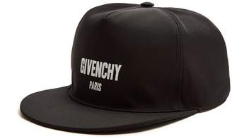 Givenchy Logo panel hat