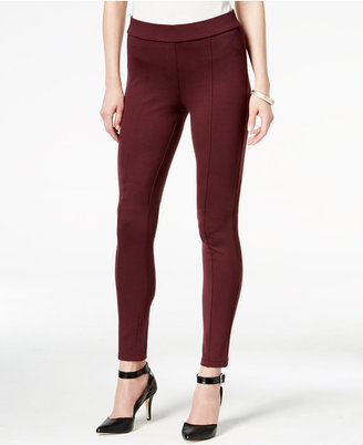 Style & Co. Ponte Leggings, Only at Macy's $42.50 thestylecure.com