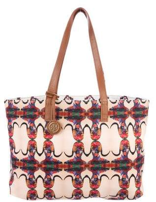 Tory Burch x Born Free Daily Reversible Tote