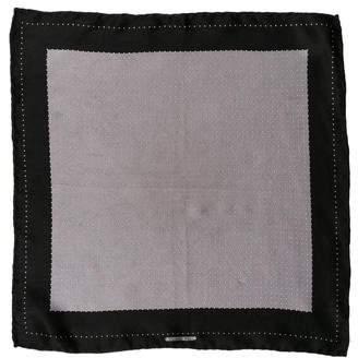 Stefano Ricci Polka Dot Silk Pocket Square