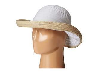San Diego Hat Company RBM5554 Ribbon Kettle Brim