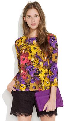 Madewell Flowerlace shorts