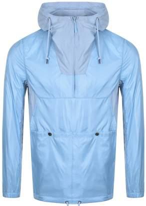 Pretty Green Acresfield Smock Jacket Blue