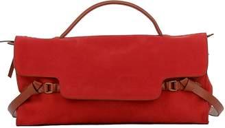 Zanellato Terra Di Siena Leather Handbag
