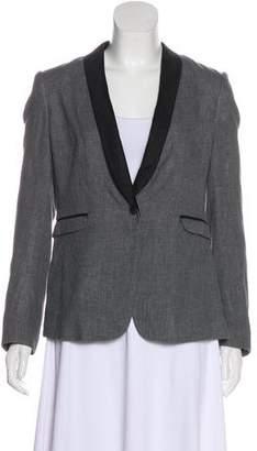 Rag & Bone Shawl Collar Structured Blazer