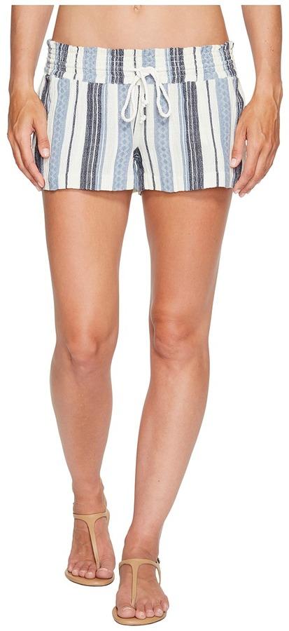 Roxy - Oceanside Yarn Dyed Beach Short Women's Shorts