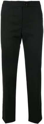 Blugirl cropped trousers
