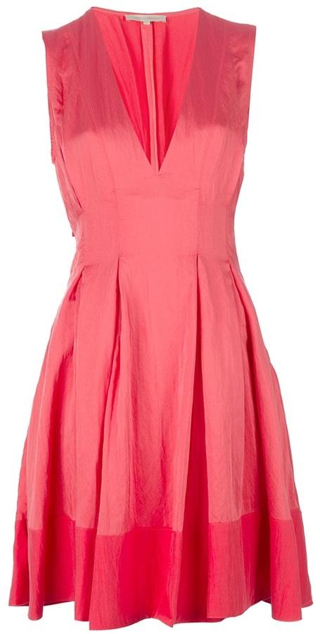 Vanessa Bruno pleated dress