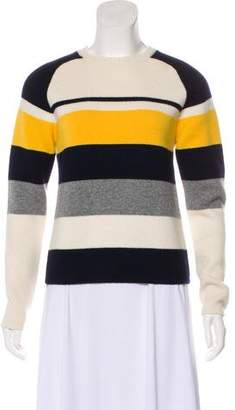 J.W.Anderson Cashmere Stripe Long Sleeve Sweater