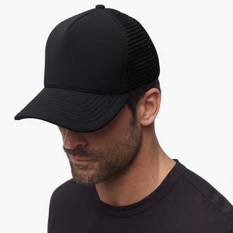 James Perse SCUBA TRUCKER HAT