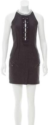 Isabel Marant Wool Sheath Dress