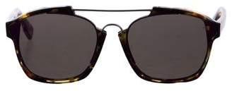 Christian Dior Abstract Reflective Sunglasses