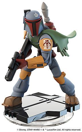 Boba Fett Figure - Disney Infinity: Star Wars (3.0 Edition)