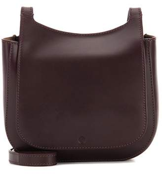The Row Leather cross-body bag