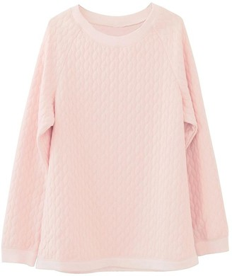 Pink Label Payton Long Sleeve Top