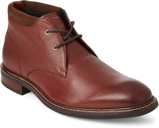 Cole Haan Woodbury Watson Chukka II Leather Shoes