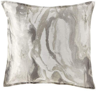 "Isabella Collection by Kathy Fielder Marcello Pillow, 22""Sq."