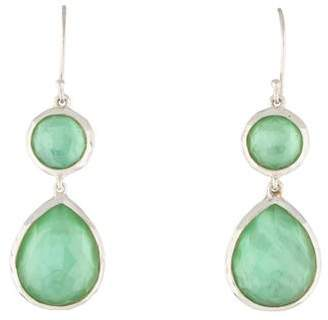 Ippolita Mother of Pearl & Quartz Wonderland Drop Earrings