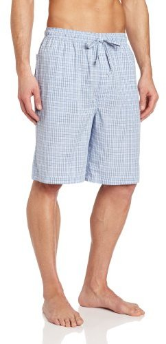 Nautica Men's Marine Plaid Short
