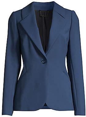 Elie Tahari Women's Rein Stretch Suiting Jacket - Size 0