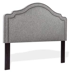 upholstered nailhead bed shopstyle rh shopstyle com