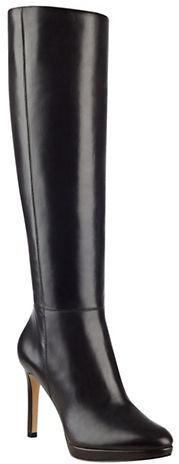 Nine WestNine West Okena Leather Tall Boots
