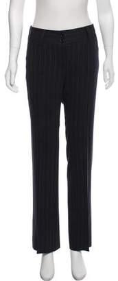 Dolce & Gabbana Wide-Leg Pinstripe Pants
