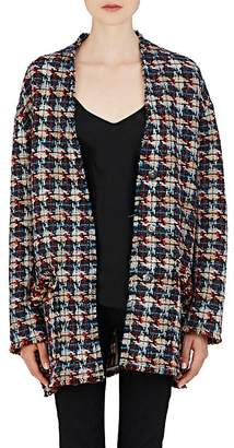 Isabel Marant Women's Jamsy Wool-Blend Tweed Cardigan