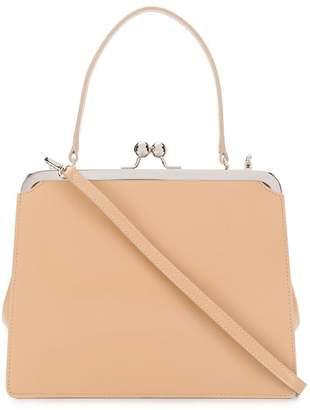 Simone Rocha square tote bag