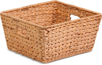 Honey-Can-Do Short Water Hyacinth Basket