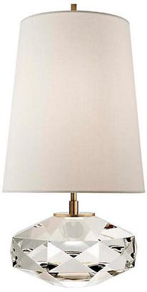 Kate Spade Castle Peak Crystal Table Lamp - Clear