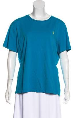 Polo Ralph Lauren Short Sleeve Knit Top