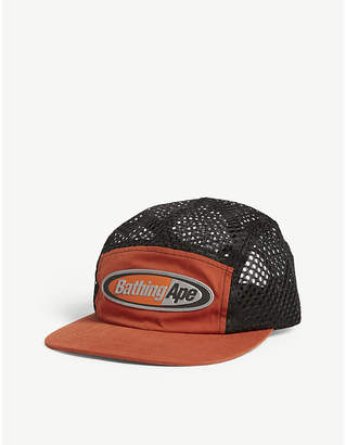 A Bathing Ape Branded mesh cap