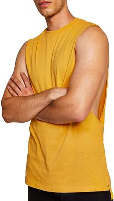 Topman Drop Side Sleeveless Tank