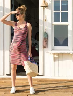 Motherhood Maternity Rib Knit Maternity Dress