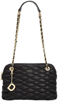 DKNY Lara Rounded Chain Strap Shoulder Bag, Created for Macy's