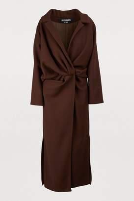 Jacquemus Vaal coat