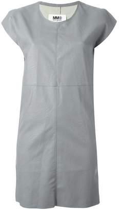 MM6 MAISON MARGIELA panelled mini dress