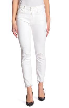 Mother The Flirt Ankle Chew Jeans