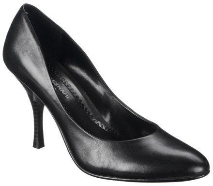 Isaac Mizrahi for Target® Riley Leather Pumps - Black