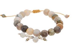 Chan Luu Silver Gemstone Bracelet