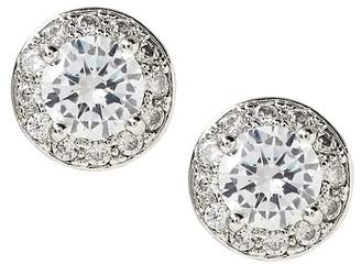 Banana Republic Cubic Zirconia Vintage Post Earring