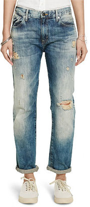Ralph Lauren Denim & Supply D&S Linden Boyfriend Jean $125 thestylecure.com