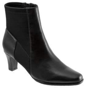 Trotters Janet Leather Booties