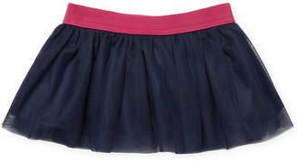 Eden & Esme Contrast Elastic Waist Skirt